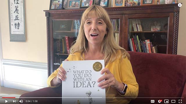 Book Review: What Do You Do With An Idea?