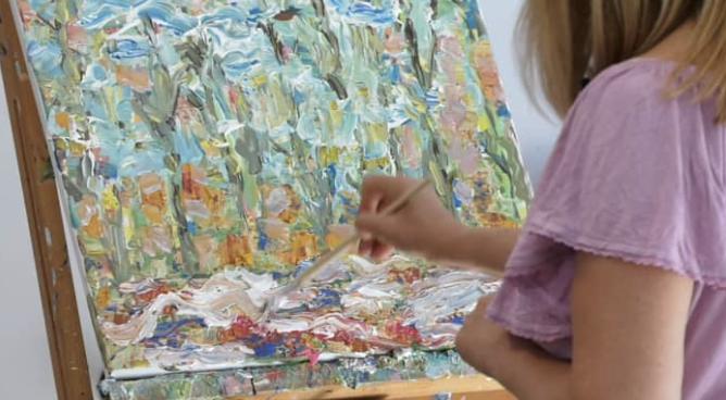 Eliz Painting